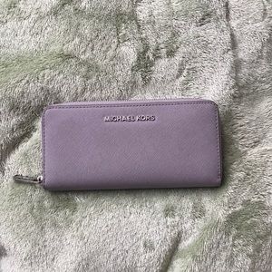 Michael Kors Grey Wallet